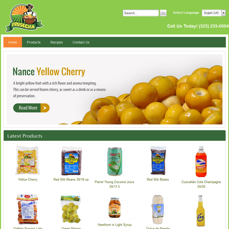 frusecha-website